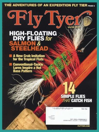 Media Scan for Fly Tyer