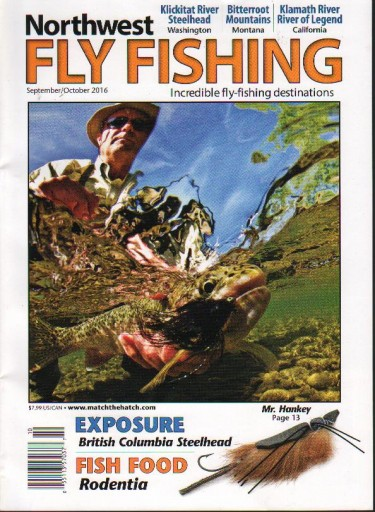 Media Scan for Northwest Fly Fishing
