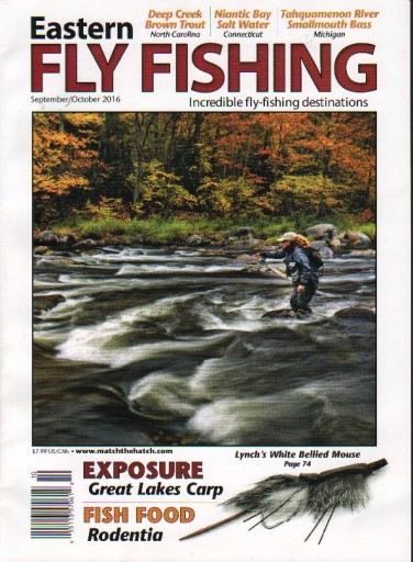 Media Scan for Eastern Fly Fishing
