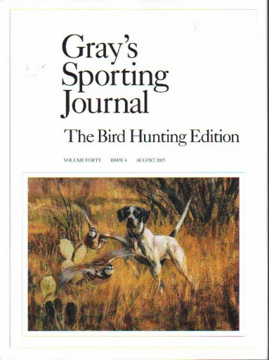 Media Scan for Gray's Sporting Journal