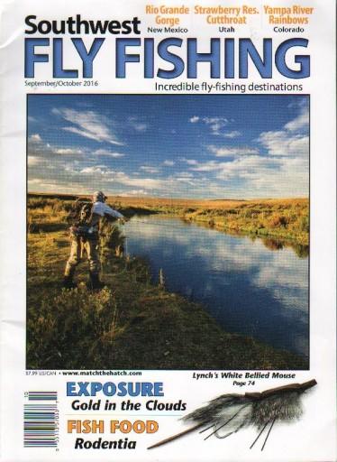 Media Scan for Southwest Fly Fishing