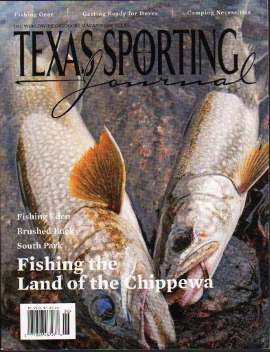 Media Scan for Texas Sporting Journal