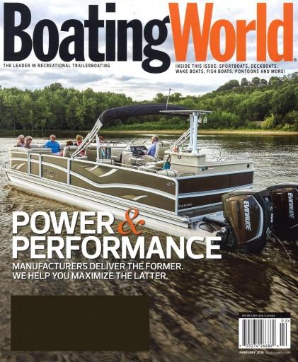 Media Scan for Boating World