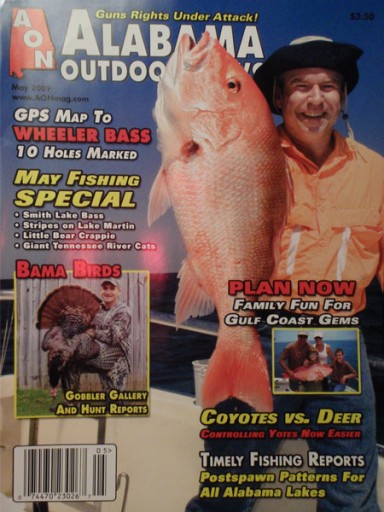 Media Scan for Alabama Outdoor News