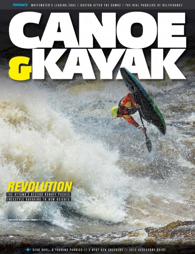 Media Scan for Canoe & Kayak Magazine