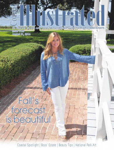 Media Scan for Coastal Illustrated
