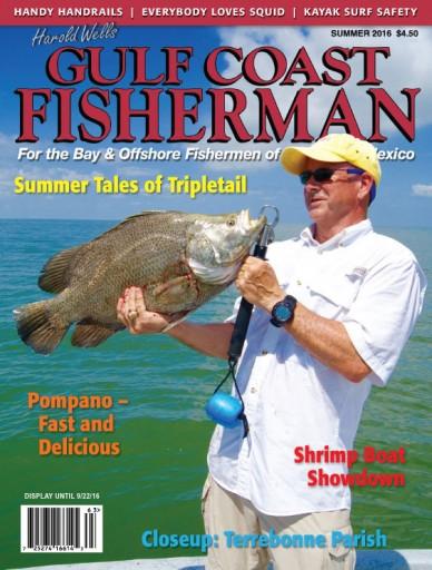 Media Scan for Gulf Coast Fisherman