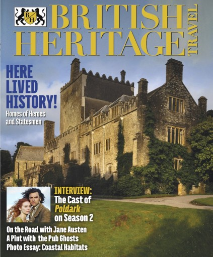Media Scan for British Heritage Travel
