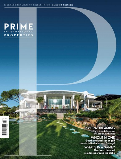 Media Scan for International Prime Properties