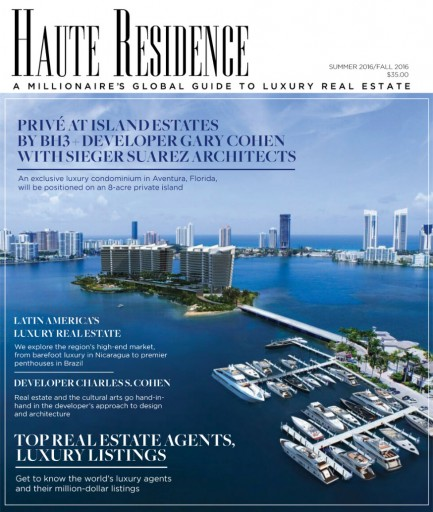 Media Scan for Haute Residence