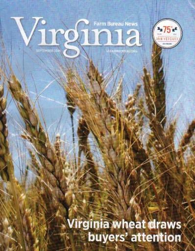 Media Scan for Virginia Farm Bureau News