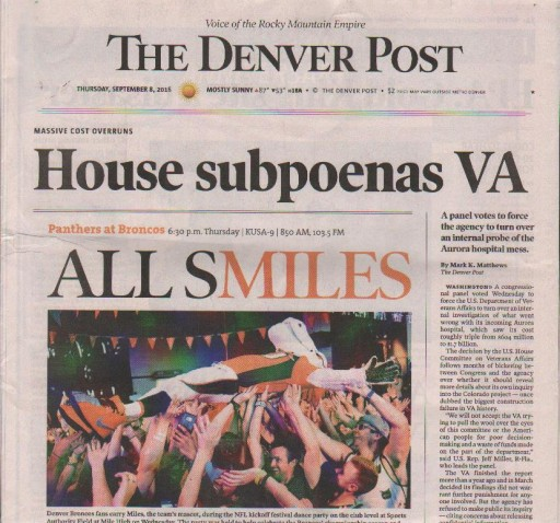 Media Scan for Denver Post
