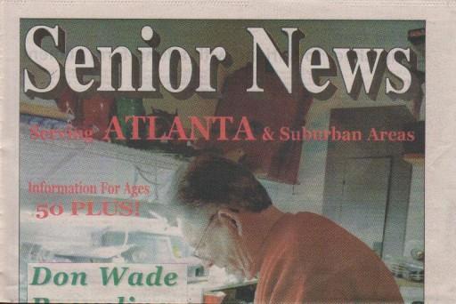 Media Scan for Senior News - GA