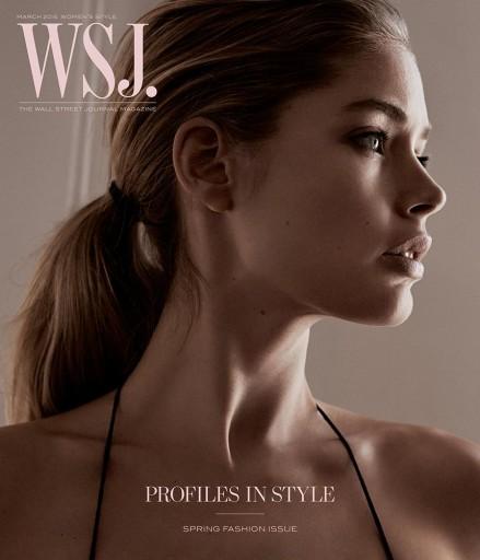 Media Scan for WSJ. Magazine