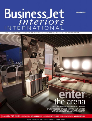 Media Scan for Business Jet Interiors International