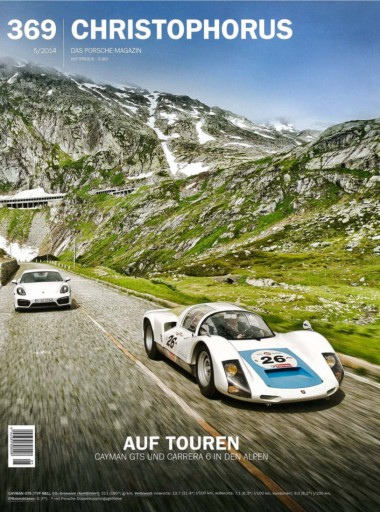 Media Scan for Christophorus (Porsche)