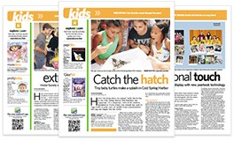 Media Scan for Newsday's Kids