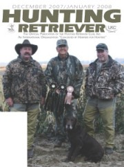 Media Scan for Hunting Retriever