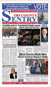 Media Scan for Tri-County Sentry
