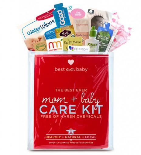 Media Scan for Best Ever Baby Hospital Gifting Program
