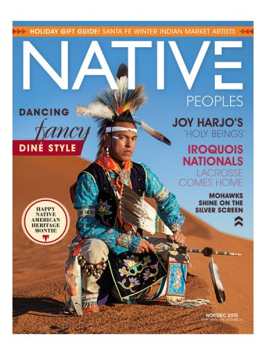 Media Scan for Native Peoples Magazine