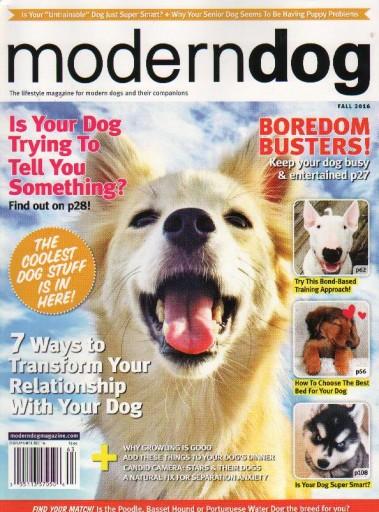 Media Scan for ModernDog