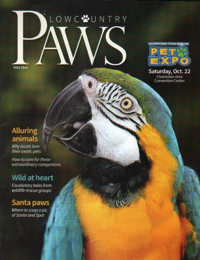 Media Scan for Low Country Paws