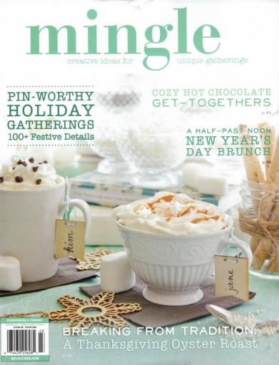 Media Scan for Mingle Magazine