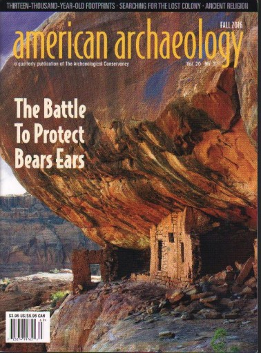 Media Scan for American Archaeology