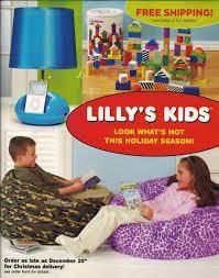Media Scan for Lillian Vernon's Children Merchandise Name List