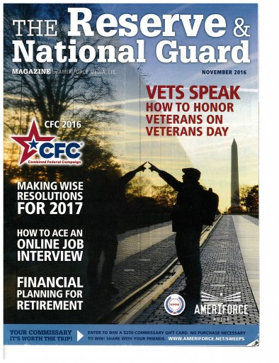 Media Scan for The Reserve & National Guard