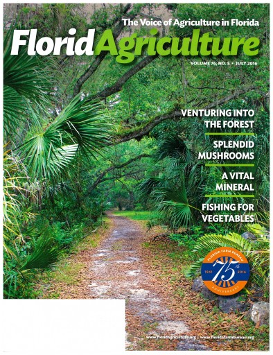 Media Scan for Florida Agriculture