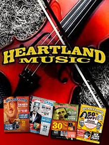 Media Scan for Heartland Music Blow In