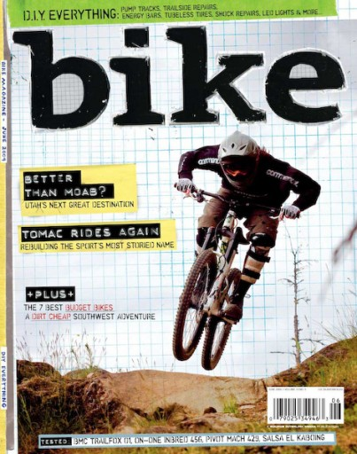 Media Scan for Bike Magazine