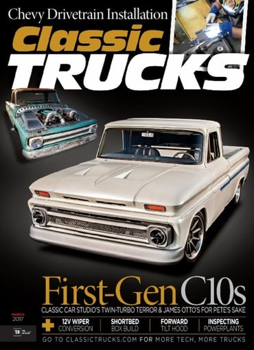 Media Scan for Classic Trucks Magazine