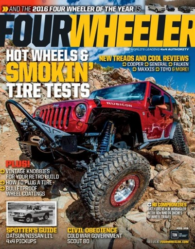 Media Scan for Four Wheeler