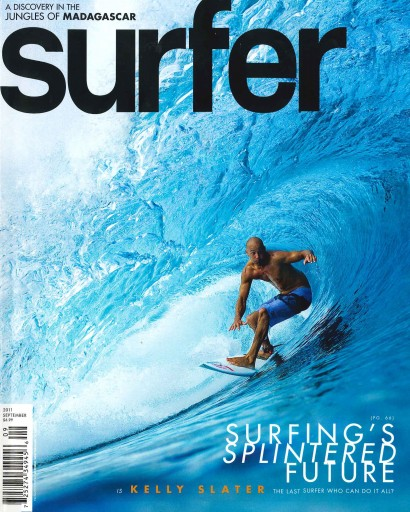 Media Scan for Surfer Magazine