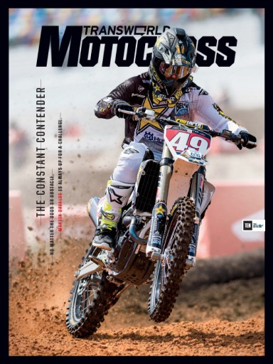 Media Scan for Transworld MOTOCROSS