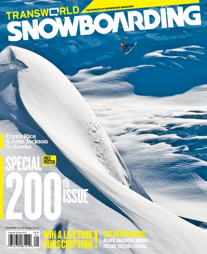 Media Scan for Transworld SNOWBOARDING