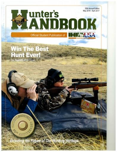 Media Scan for Hunter's Handbook
