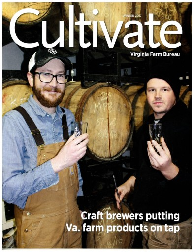 Media Scan for Virginia Cultivate