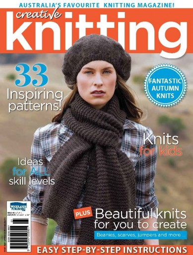 Media Scan for Creative Knitting Polybag