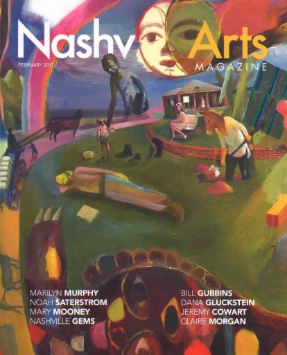 Media Scan for Nashville Arts Magazine