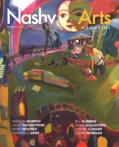 Media Scan for Nashville Arts Magazine