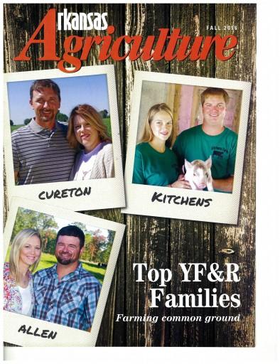 Media Scan for Arkansas Agriculture