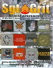 Media Scan for Sgt. Grit Catalog Inserts