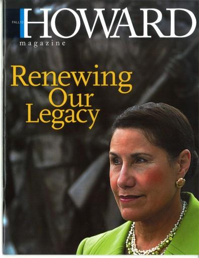 Media Scan for Howard Magazine