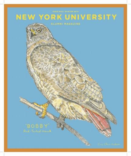 Media Scan for NYU Alumni Magazine