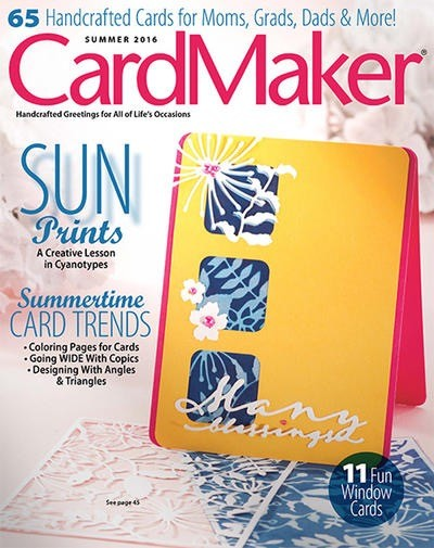 Media Scan for CardMaker Polybag