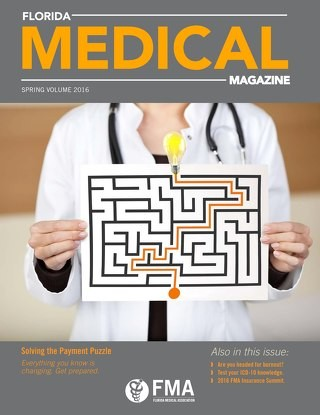 Media Scan for Florida Medical Magazine